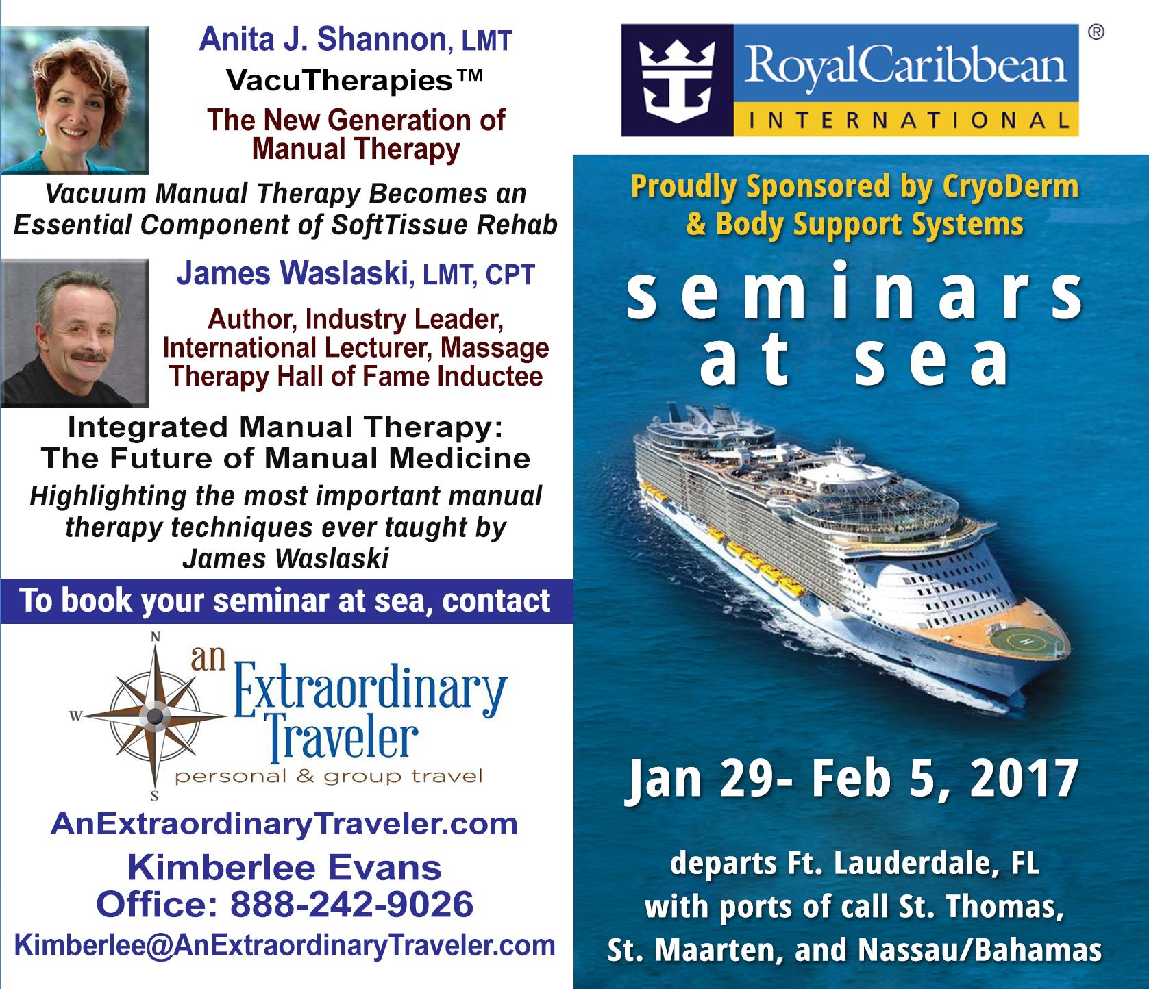 seminar at sea